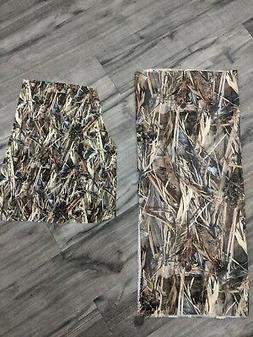 """500D Coated Cordura Hunting 57""""W Fabric True Timber DRT Mini"""