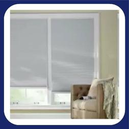2 Pack Home Decorators 34 7/8 x 72 in Blackout,Cordless,Shad