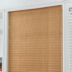 Self-Adhesive Pleated <font><b>Blinds</b></font> Curtains Ha