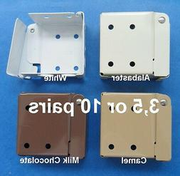 3-10 Pairs Window Blind Installation / Mounting Bracket For