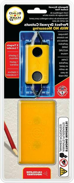 Calculated Industries 8106 Blind Mark Drywall Electrical Box