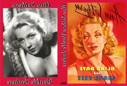 ANN SOTHERN DOUBLE FEATURE 1934-1935 Blind Date/Grand Exit