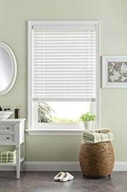 """Bali Blinds 2"""" Faux Wood Corded, 39x64"""", White 39x64"""