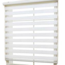 Basic1 roll Window Roller Blind Zebra Vertical Curtain horiz
