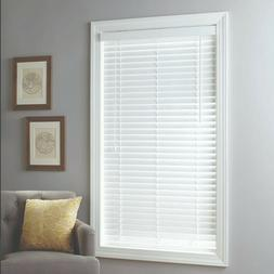 Better Homes And Garden White 2in Faux Wood Cordless Window
