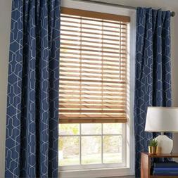 """Better Homes and Gardens 2"""" Faux Wood Grain Window Blind, Oa"""