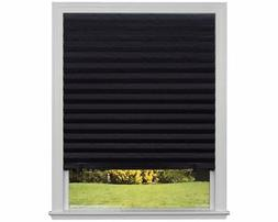 Black Out Temporary Blinds Block Lights 48 X 72 inch Easy In