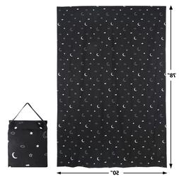 Travel Baby Blackout Blind Star Window Blind Curtains Star a