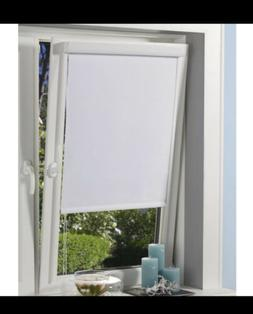 blackout roller shades uv protection white blackout
