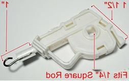 Blind Parts -  Wand Tilter   High Profile Tilter - Window Bl