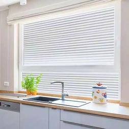 Blinds For Windows Film Forested Privacy PVC Window Non-adhe