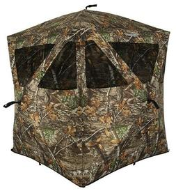 Camo Ground Blind Fits 2 People, Easy Setup, Outdoor Hunting