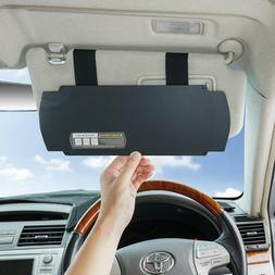 TFY Car Vehicle Sun Visor Window Sun Shade Extender UV Rays