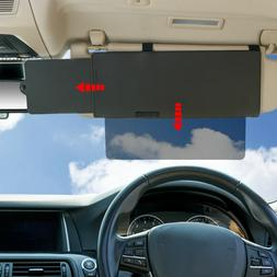 Car Visor Sunshade Extender Windshield Shade Film Visor Wind