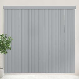 CHICOLOGY Cordless Vertical Blinds Patio Door or Large Windo