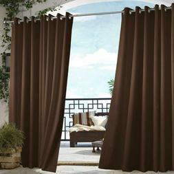 Cross Land Outdoor Curtain Shades Blinds,Drapes for Patio Po