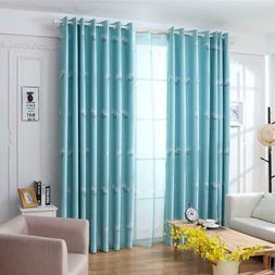 Dandelion Blackout Curtain Window Shading Screen Bedroom Bli