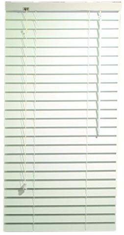 Designer's Touch 2464710 2-Inch Faux Wood Blind Crown Valanc