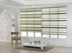 Grace Roller Window Blind treatment shade horizontal vertica