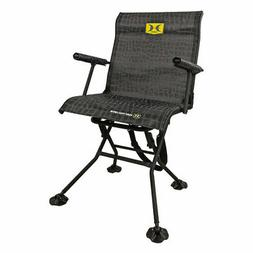 Hawk Stealth Spin Bone Collector Blind Chair #3103