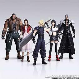 In STOCK Final Fantasy VII 7 Remake Trading Arts Figure