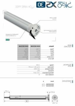Italian Tubular Motor for Window's Roller Blinds and Shade