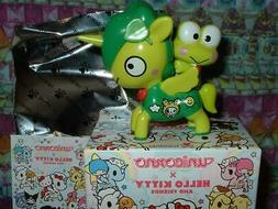 KEROPPI Tokidoki Unicorno X Hello Kitty and Friends Open Bli