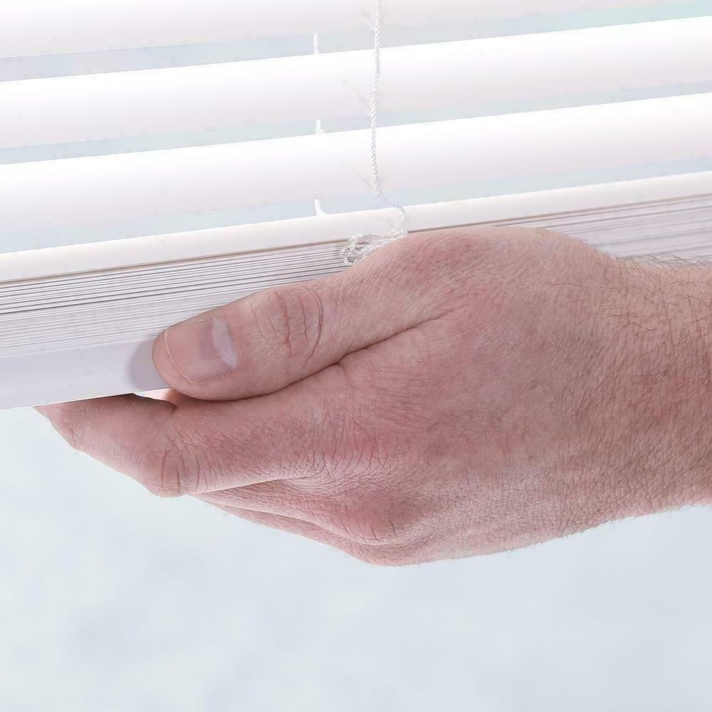 1'' CORDLESS WINDOW VINYL SIZE PRIVACY SHADE