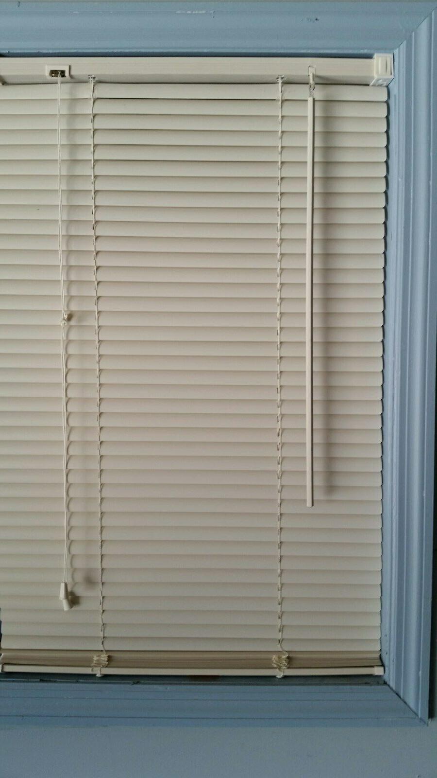 1 light filtering mini blind 36 x