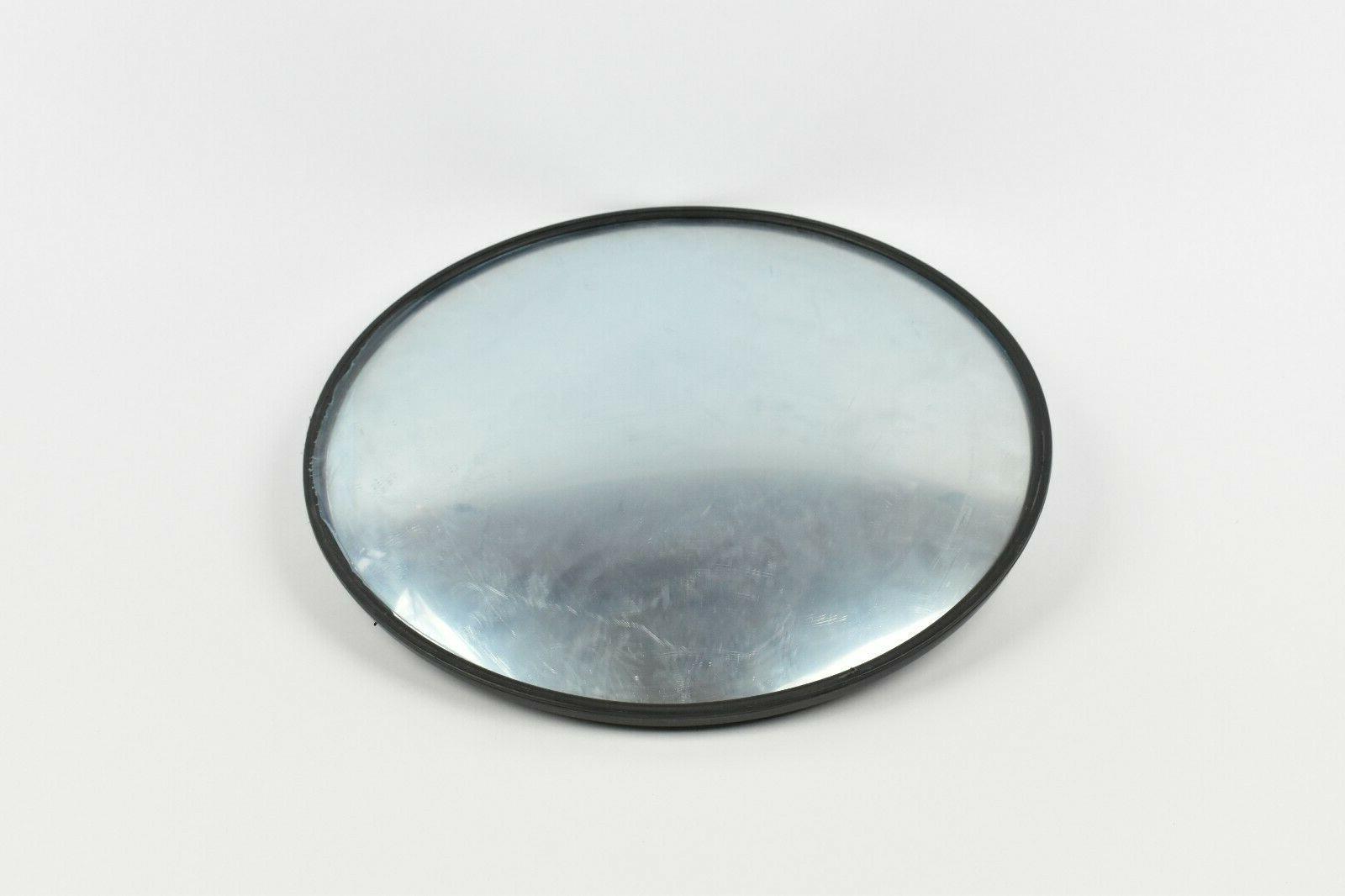 18 inch round glass convex mirror security