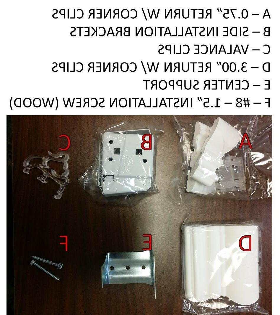 """CBC 2"""" Blinds White Custom 10""""-96"""" Height 36""""-96"""" - SHIP"""