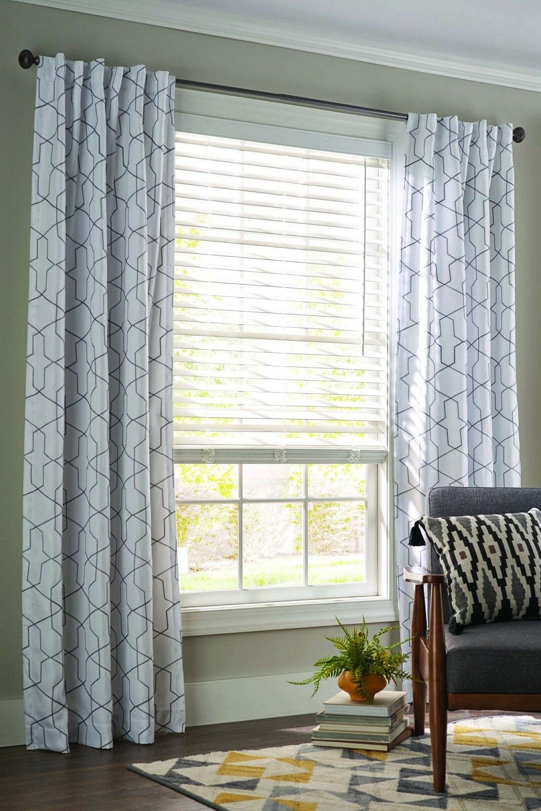2 inch faux wood blinds window horizontal