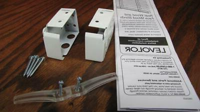 2 window blind mounting kit instructions end