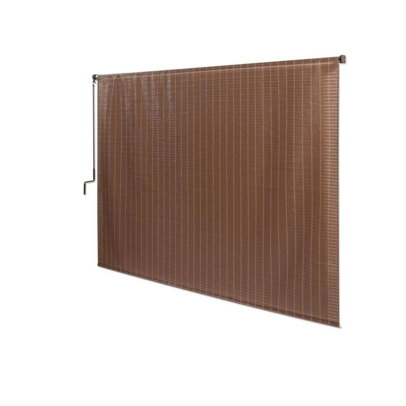 4Ft Window Sun Shade Blind Exterior Cordless Porch