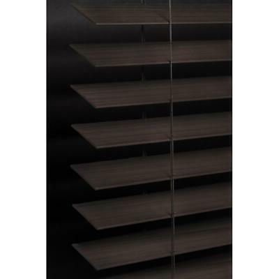 72x64 Inch Wood Blind Room Cordless Darkening Window