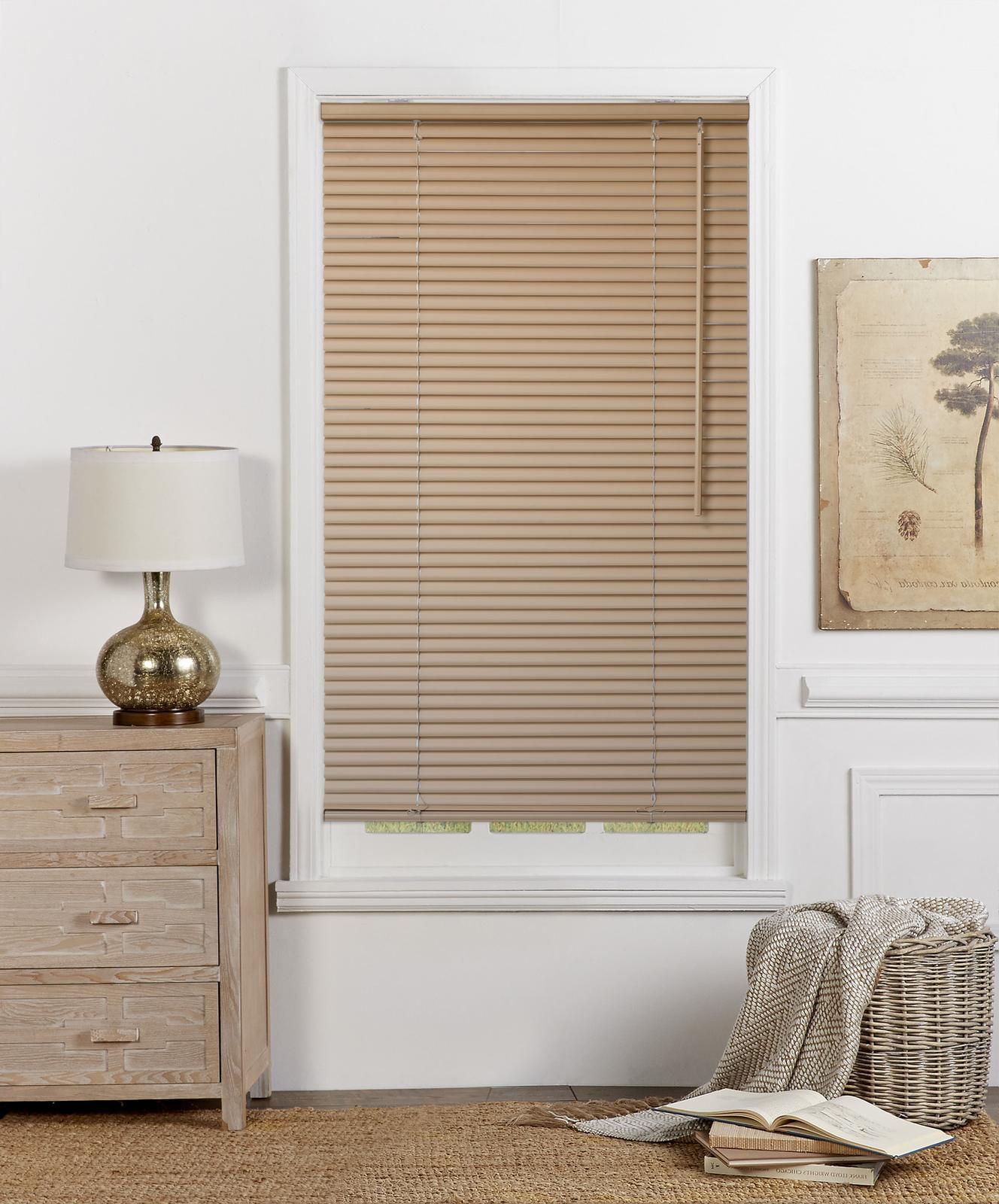 cordless 1 vinyl light filtering blinds