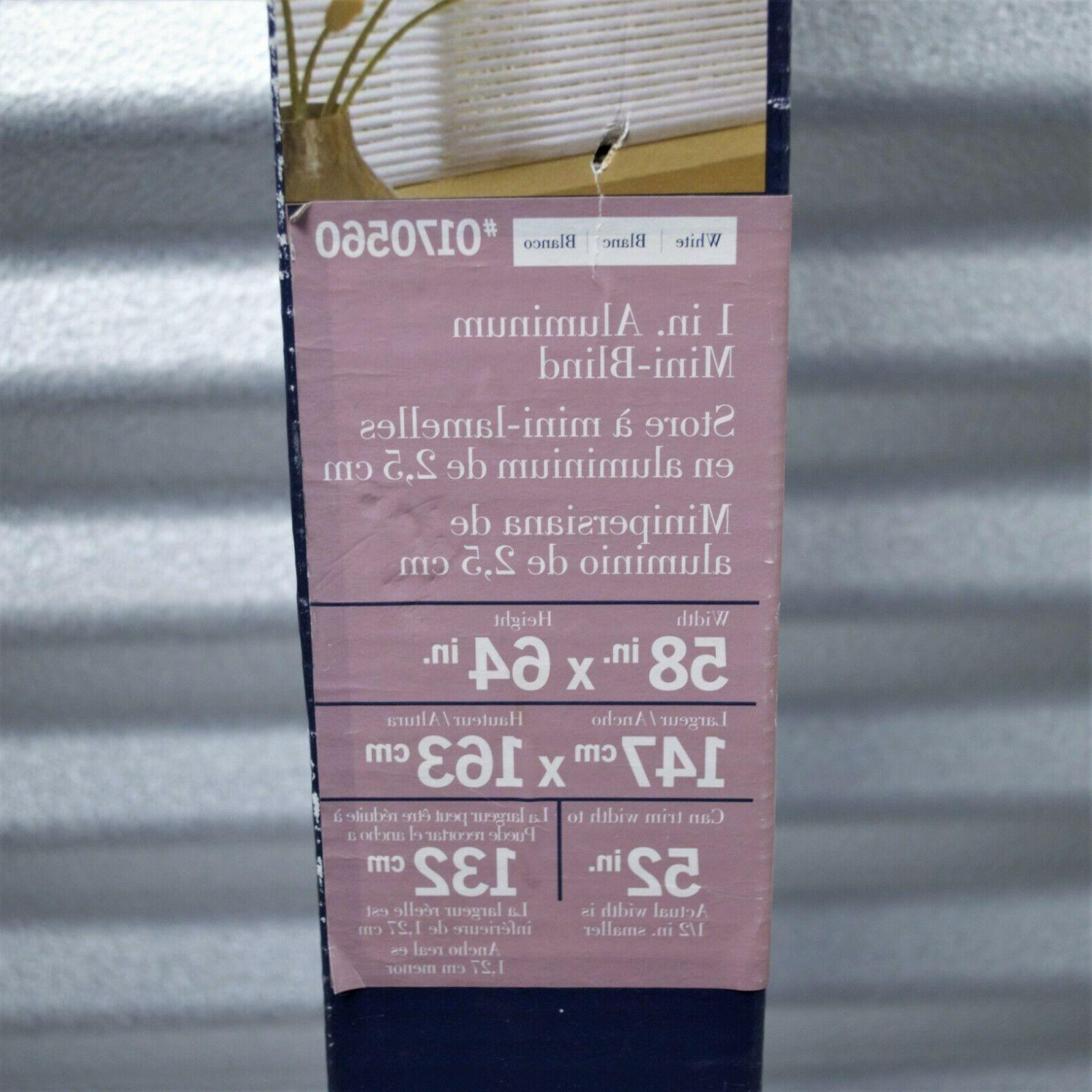 FAMOUS aluminum - open box