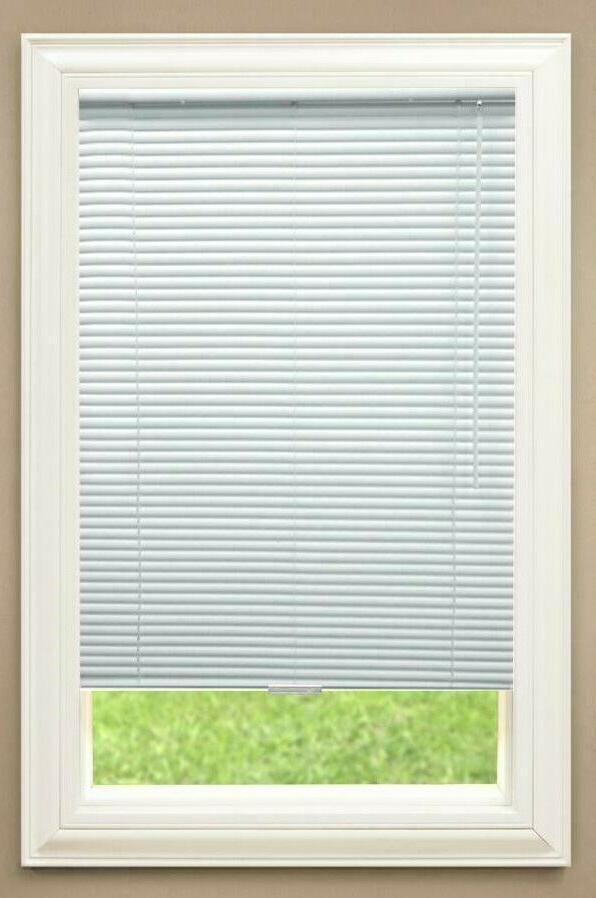 four pack 1 inch vinyl mini blinds