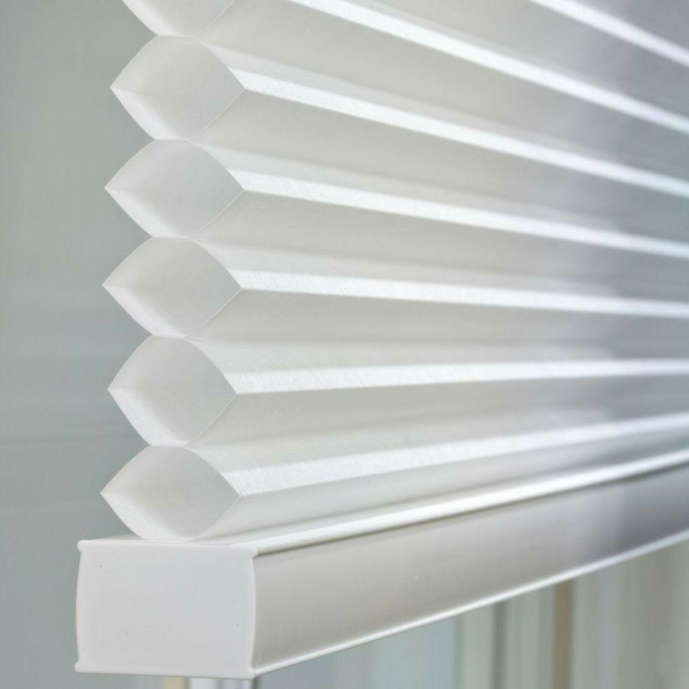 light filtering cordless cellular shades seven colors