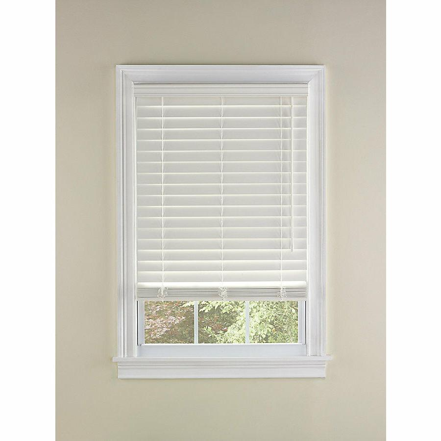 new 2 faux wood blinds various sizes