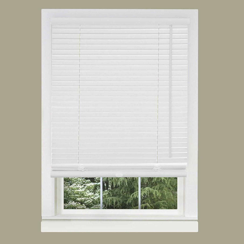 new cordless 1 vinyl mini window blinds