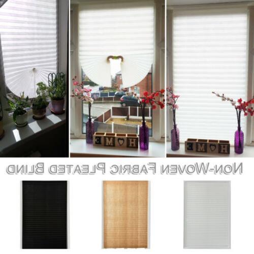 us pleated blind office kitchen balcony door