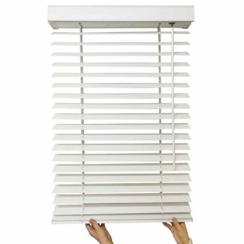 Premium Blinds 2 inches Blinds Water