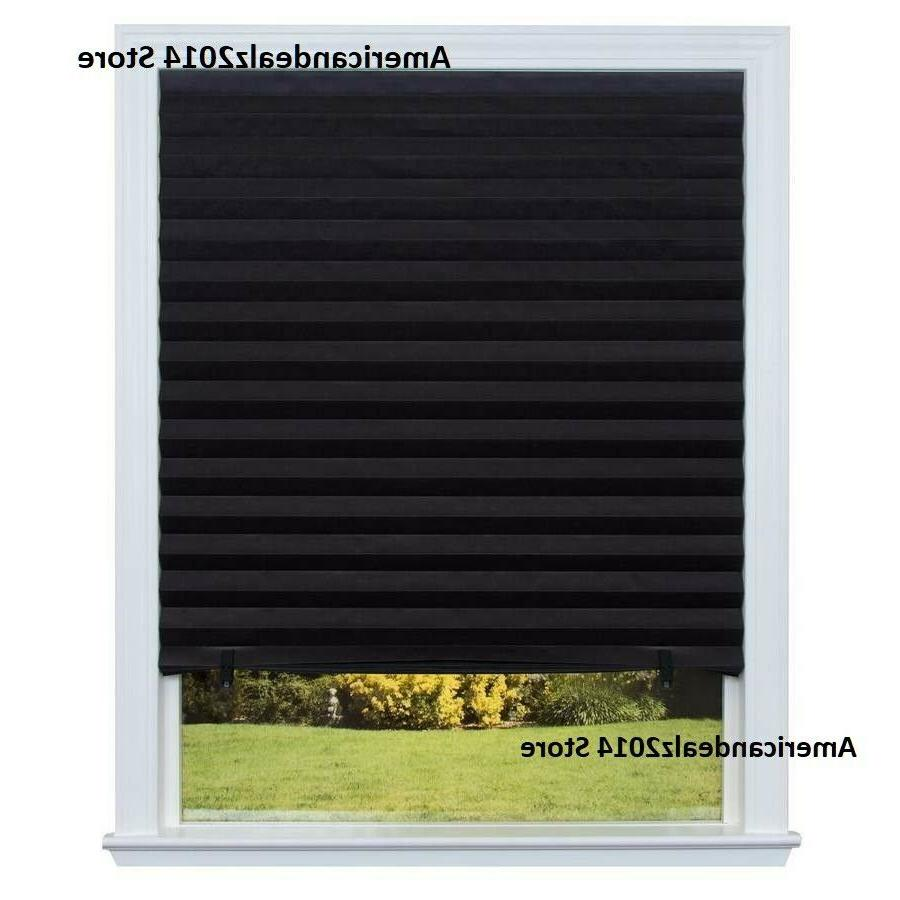 redi shade paper window blinds black out