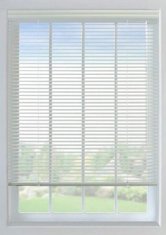 riviera 1 classic mini blinds actual size