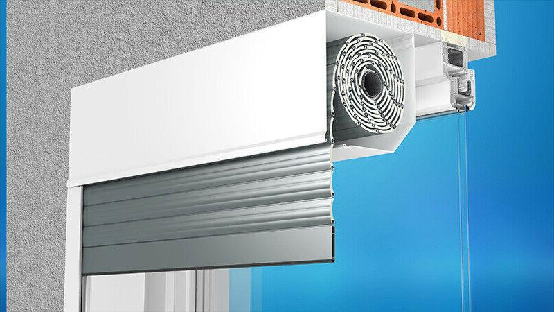 Roll-up Roller Exterior Blinds