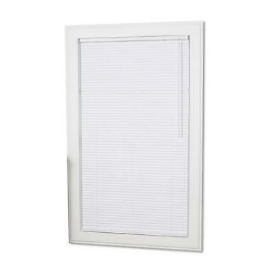room darkening 1 in cordless white vinyl