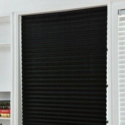 Windows Blinds Paper Curtain Half Blackout Shades Light Filt