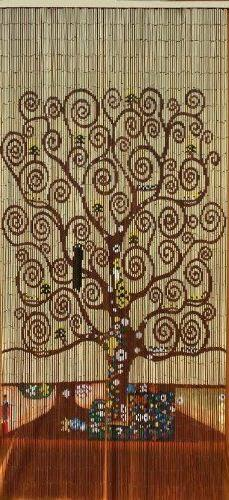 Tree of Life Beaded Curtain Strands Decor Panel Doorways Win