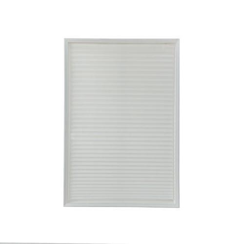 US Pleated Kitchen Balcony Door Curtain Shades